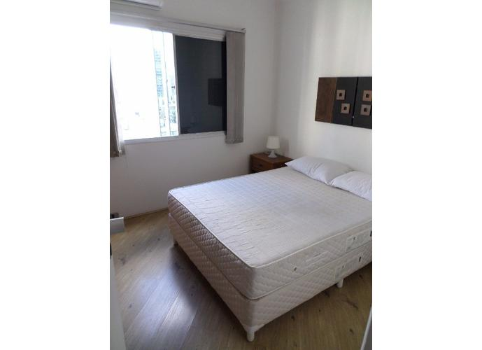 Flat em Vila Nova Conceição/SP de 51m² 1 quartos a venda por R$ 540.000,00