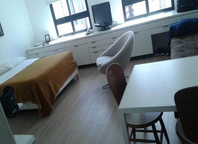 Flat em Pinheiros/SP de 35m² 1 quartos a venda por R$ 320.000,00