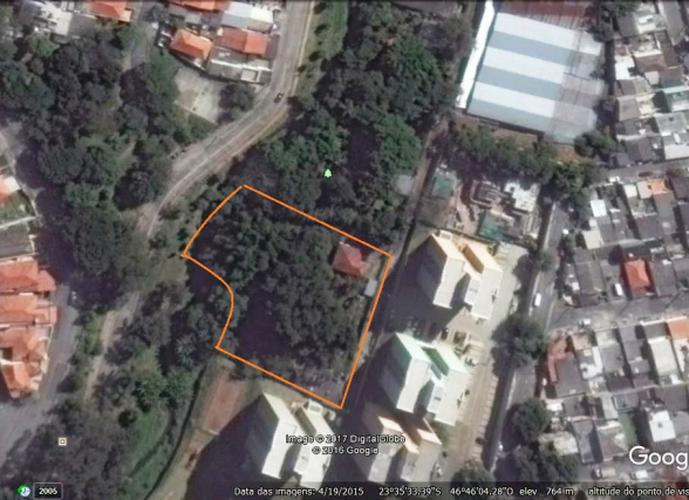 Terreno em Educandário/SP de 0m² a venda por R$ 5.480.000,00