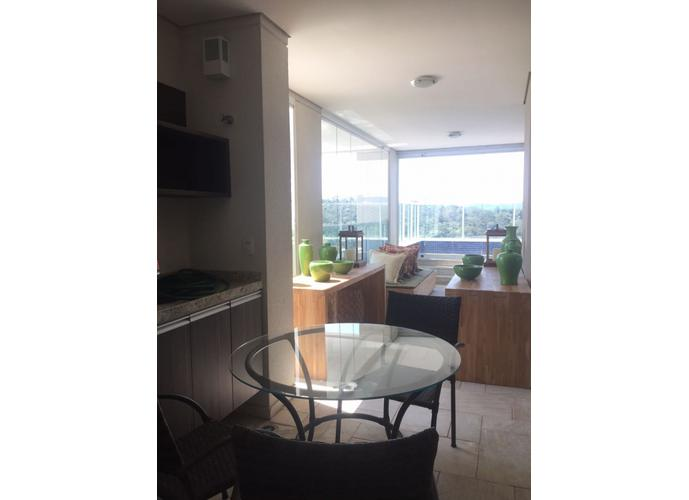 Apartamento em Alphaville/SP de 367m² 5 quartos a venda por R$ 3.000.000,00
