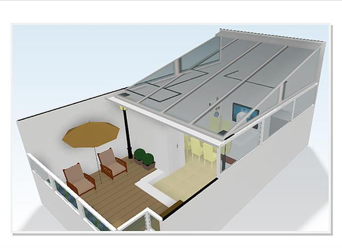 Apartamento em Vila Floresta/SP de 92m² 2 quartos a venda por R$ 250.000,00