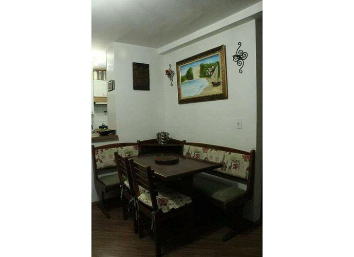 Apartamento em Taboão/SP de 48m² 2 quartos a venda por R$ 275.000,00