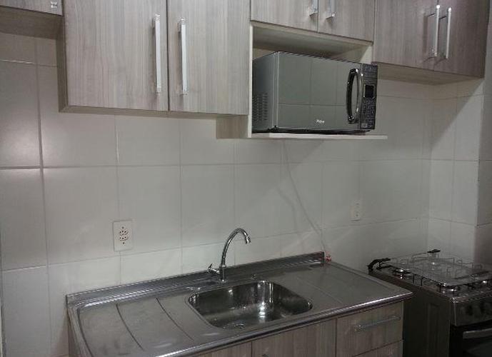 Apartamento em Vila Lutécia/SP de 83m² 2 quartos a venda por R$ 250.000,00
