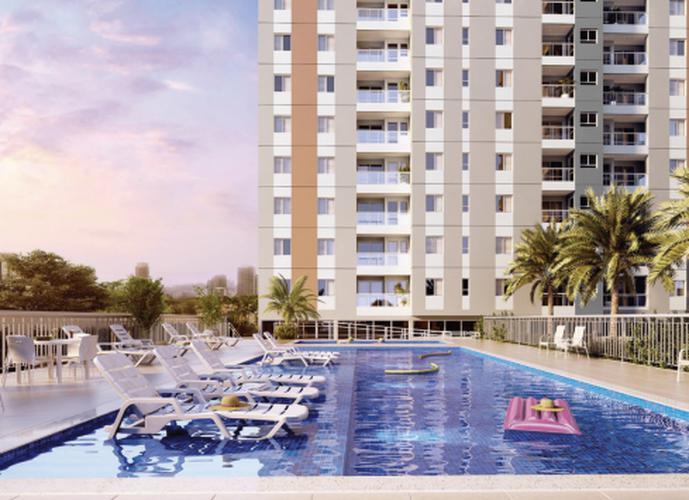 Apartamento em Boa Vista/SP de 64m² 2 quartos a venda por R$ 446.252,00