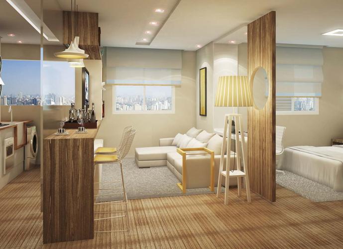 Apartamento em Vila Prudente/SP de 36m² 1 quartos a venda por R$ 189.900,00