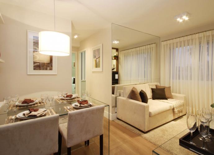 Apartamento em Piraporinha/SP de 44m² 2 quartos a venda por R$ 210.520,00
