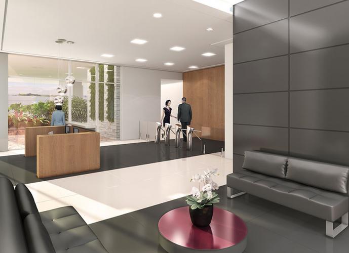Apartamento em Centro/SP de 39m² a venda por R$ 560.870,00