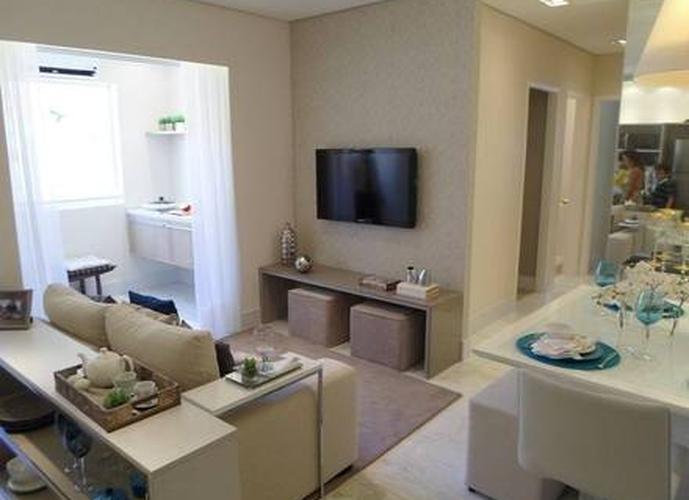 Apartamento em Centro/SP de 55m² 2 quartos a venda por R$ 254.000,00