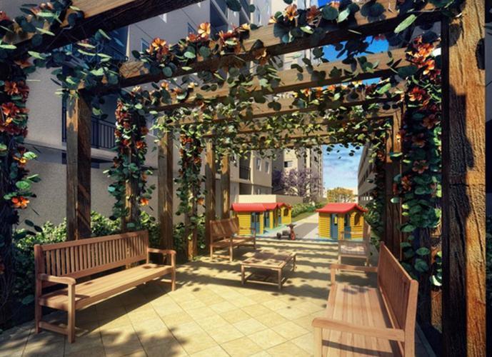 Apartamento em Centro/SP de 52m² 2 quartos a venda por R$ 303.982,00