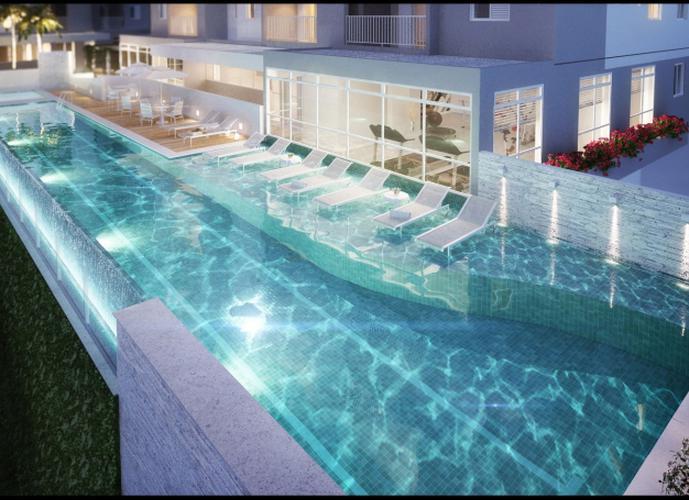 Apartamento em Vila Osasco/SP de 56m² 2 quartos a venda por R$ 318.723,00