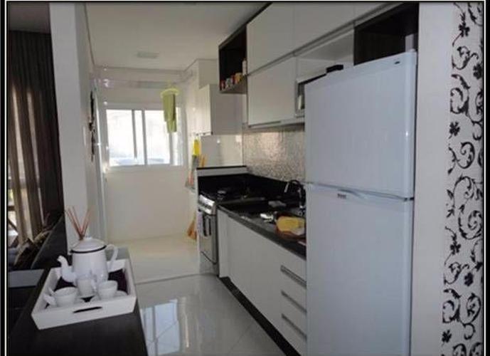 Apartamento em Vila Pires/SP de 59m² 3 quartos a venda por R$ 275.000,00