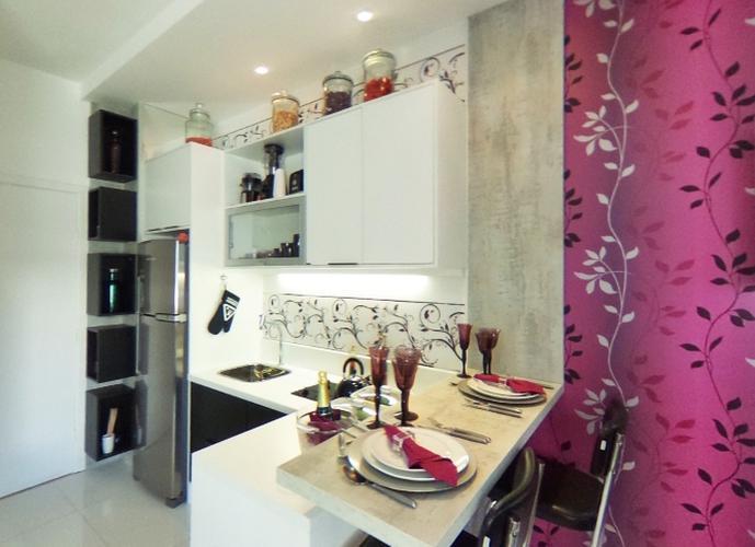 Apartamento em Rudge Ramos/SP de 48m² 1 quartos a venda por R$ 350.800,00