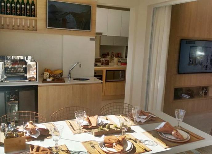 Apartamento em Paraíso/SP de 68m² 2 quartos a venda por R$ 387.500,00
