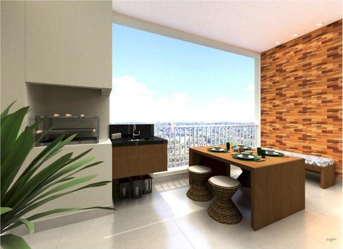Apartamento em Santo Antônio/SP de 71m² 2 quartos a venda por R$ 395.000,00
