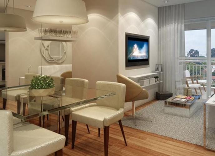 Apartamento em Centro/SP de 77m² 2 quartos a venda por R$ 577.620,00