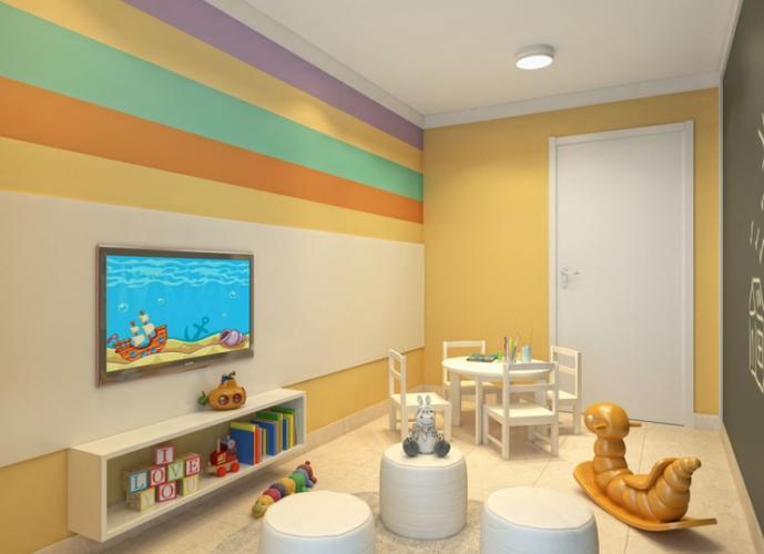 Apartamento em Parque Do Morumbi/SP de 40m² 2 quartos a venda por R$ 220.660,00