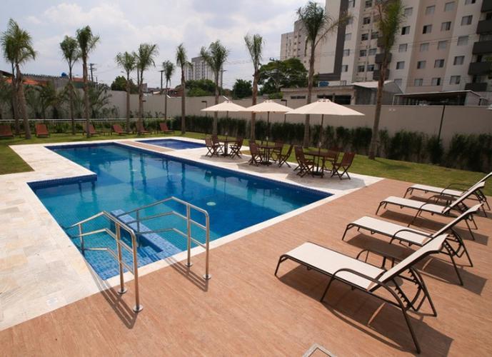 Apartamento em Vila Formosa/SP de 50m² 3 quartos a venda por R$ 298.792,00