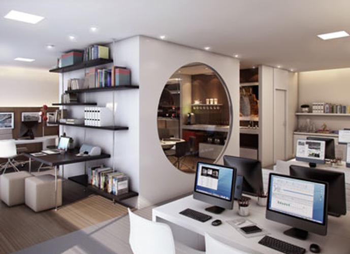 Apartamento em Vila Congonhas/SP de 31m² a venda por R$ 329.939,00