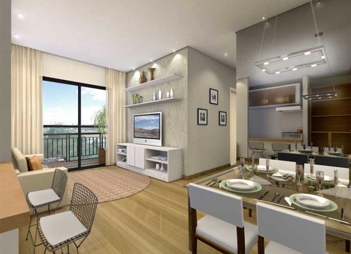 Apartamento em Campininha/SP de 50m² 3 quartos a venda por R$ 394.074,00