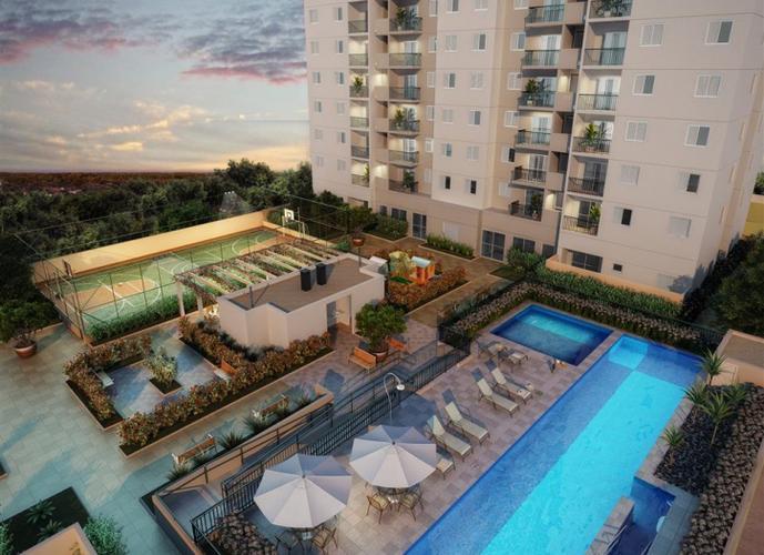 Apartamento em Jardim Londrina/SP de 54m² 2 quartos a venda por R$ 370.995,00