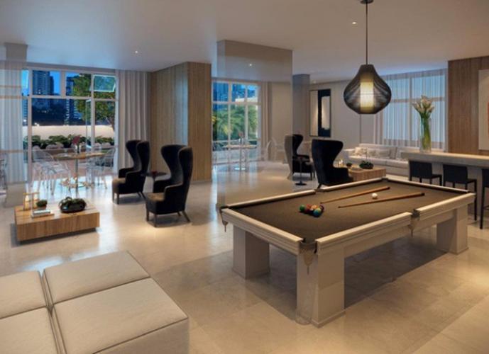 Apartamento em Santa Cecília/SP de 36m² a venda por R$ 390.000,00