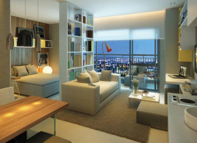 Apartamento em Centro/SP de 57m² 2 quartos a venda por R$ 397.020,00