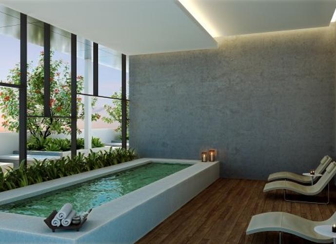 Apartamento em Pacaembu/SP de 73m² 2 quartos a venda por R$ 491.587,00