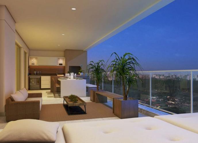 Apartamento em Aclimação/SP de 134m² 4 quartos a venda por R$ 1.562.987,00