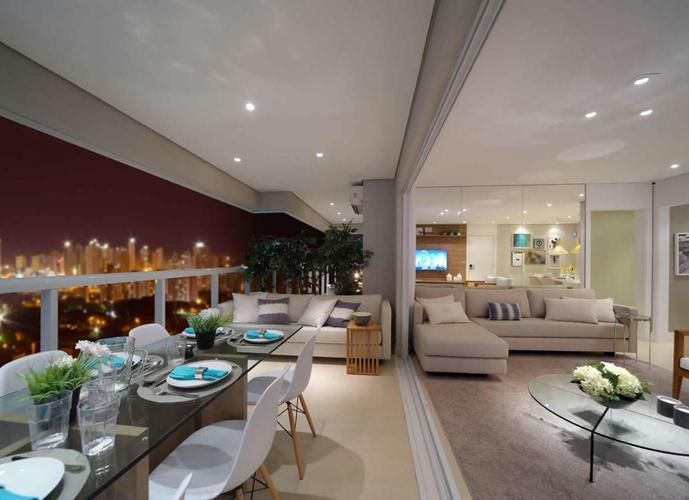 Apartamento em Tatuapé/SP de 127m² 3 quartos a venda por R$ 1.149.000,00