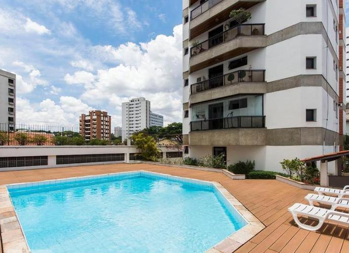 Apartamento em Vila Madalena/SP de 0m² 4 quartos para locação R$ 7.550,00/mes