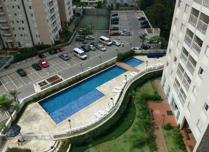 Apartamento em Jardim Maria Rosa/SP de 95m² 3 quartos para locação R$ 1.800,00/mes