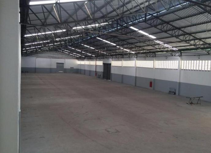 Galpão em Parque Industrial Das Oliveiras/SP de 0m² para locação R$ 35.000,00/mes