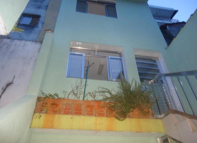 Sobrado em Jardim Monte Alegre/SP de 125m² 2 quartos a venda por R$ 360.000,00 ou para locação R$ 1.600,00/mes