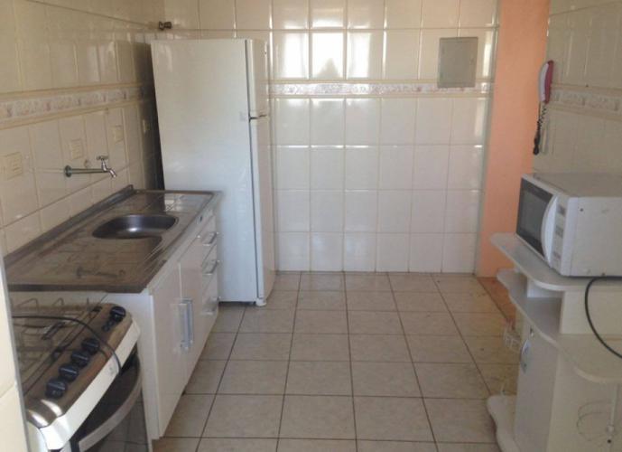 Apartamento em Jardim Henriqueta/SP de 64m² 2 quartos a venda por R$ 297.000,00 ou para locação R$ 1.400,00/mes