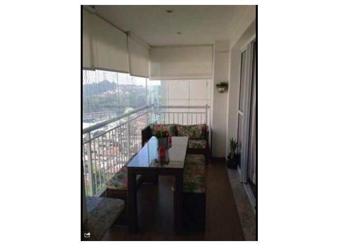 Apartamento em Vila Sônia Do Taboão/SP de 126m² 3 quartos a venda por R$ 774.000,00