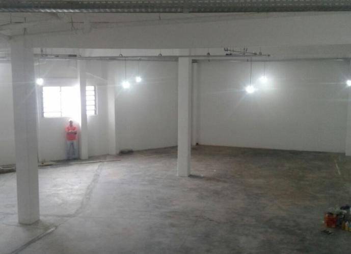 Galpão em Vila Ester/SP de 0m² para locação R$ 7.300,00/mes