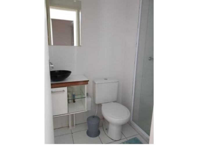 Apartamento em Jardim Umarizal/SP de 44m² 2 quartos para locação R$ 1.600,00/mes