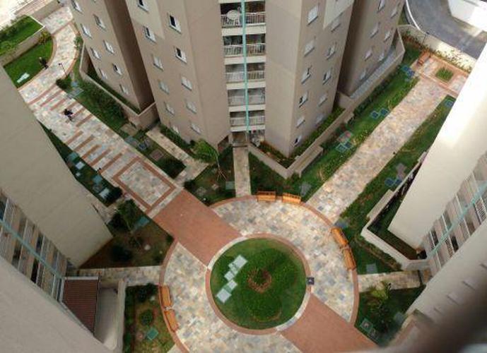 Apartamento em Parque Taboão/SP de 52m² 2 quartos a venda por R$ 275.000,00