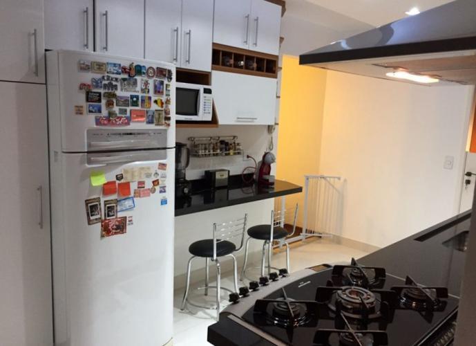 Apartamento em Chácara Agrindus/SP de 0m² 3 quartos a venda por R$ 520.000,00