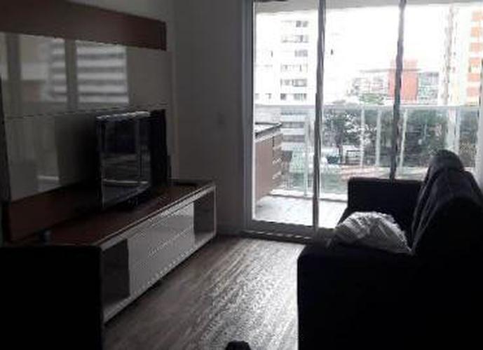Apartamento em Vila Gertrudes/SP de 48m² 1 quartos a venda por R$ 742.000,00