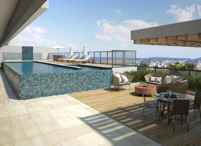 Apartamento em Jardim Nova Yorque/SP de 33m² 1 quartos a venda por R$ 196.500,00