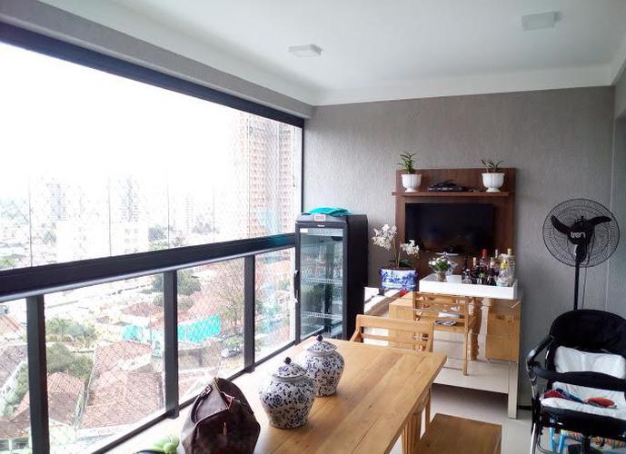 Apartamento em Vila São Paulo/SP de 120m² 3 quartos a venda por R$ 670.000,00