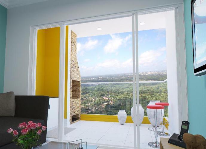 Apartamento em Dona Amélia/SP de 91m² 3 quartos a venda por R$ 296.006,55