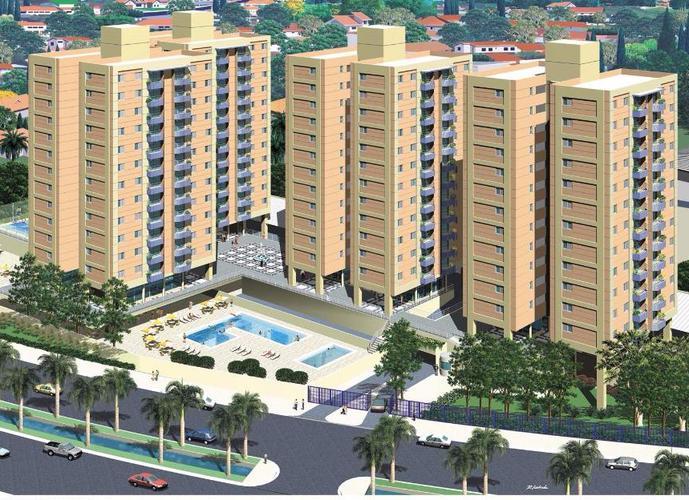 Apartamento em São Joaquim/SP de 97m² 3 quartos a venda por R$ 470.000,00
