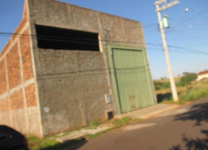 Galpão em Alvorada/SP de 340m² a venda por R$ 420.000,00 ou para locação R$ 1.500,00/mes