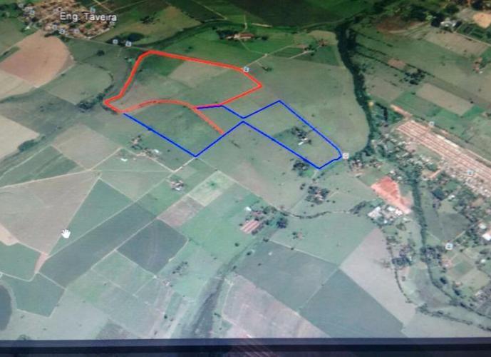 Área em Engenheiro Taveira/SP de 530000m² a venda por R$ 21.200.000,00