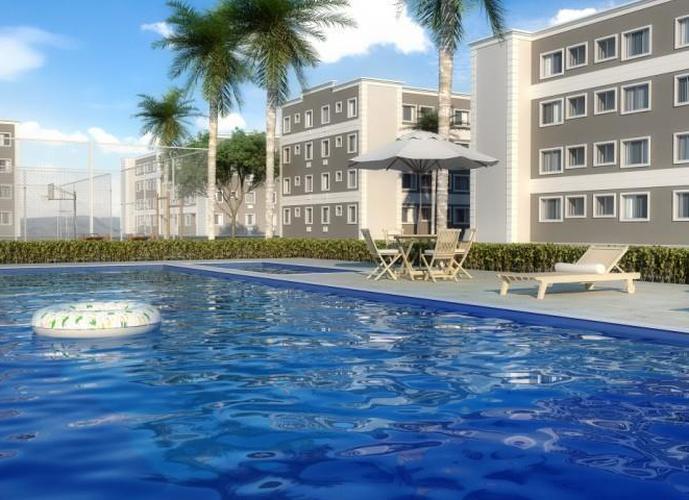 Apartamento em Umuarama/SP de 41m² 1 quartos a venda por R$ 114.701,00
