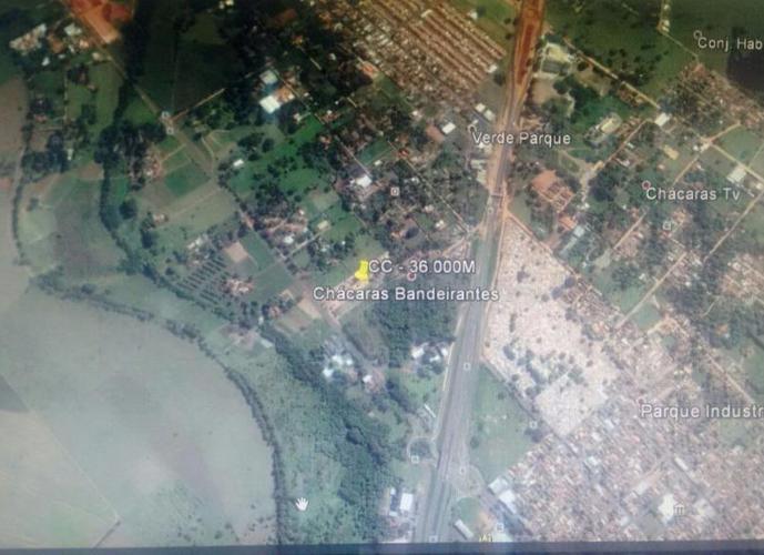Área em Engenheiro Taveira/SP de 30000m² a venda por R$ 2.750.000,00