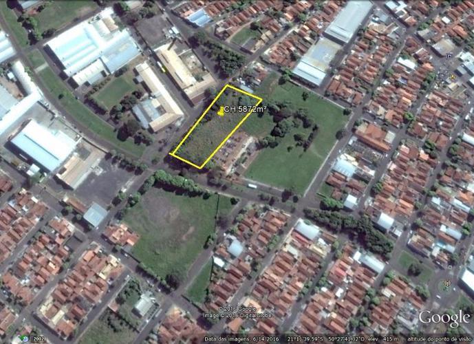 Área em Jardim Brasil/SP de 5872m² a venda por R$ 2.000.000,00