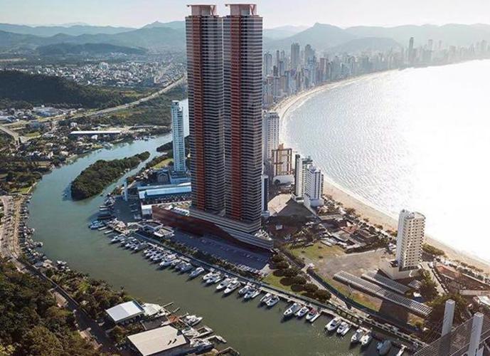 Apartamento em Centro/SC de 257m² 4 quartos a venda por R$ 4.325.000,00